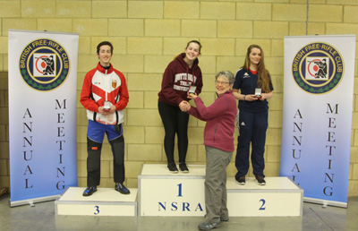 Air Rifle winners